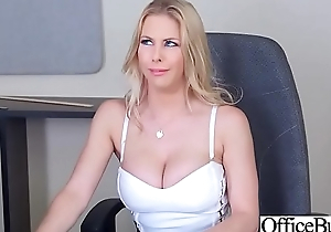 Office Sluty Girl (Rachel RoXXX) With Beamy With reference to Boobs Banged Hard video-27