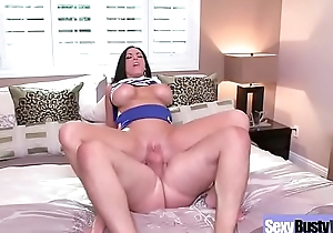 Busty Beautiful Housewife (Veronica Rayne) In Hardcore Sex Act video-30