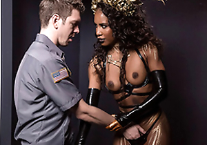 I Fucking Love Art - Demi Sutra coupled with Markus Dupree - Brazzers HD
