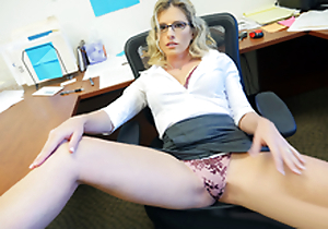 Spy Fam Step-Son Sexually Harassed By Step-Mom  Cory Chase At Bit