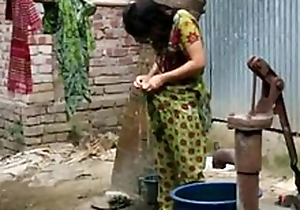 desi girl bathing outdoor for full mistiness http://zipvale.com/FfNN