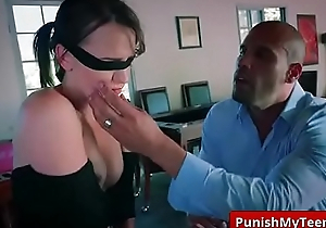 Submissive - The Mysterious Package with Alex Moore free video-01