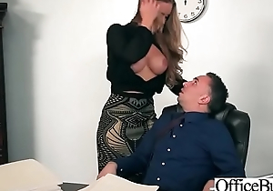 (Nicole Aniston) Vitiated Slut Chunky Tits Girl Get Nailed In Office vid-25
